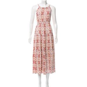Nanette Lepore Floral Maxi Dress | Size 10